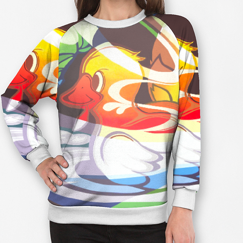 Ugly Duckling Women's Crewneck Sweatshirt