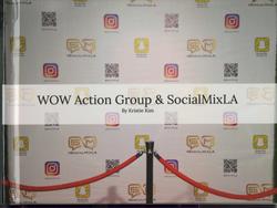 WOW Action Group & SocialMixLA