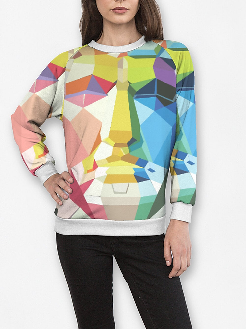 Sculpture Women's Crewneck Sweatshirt
