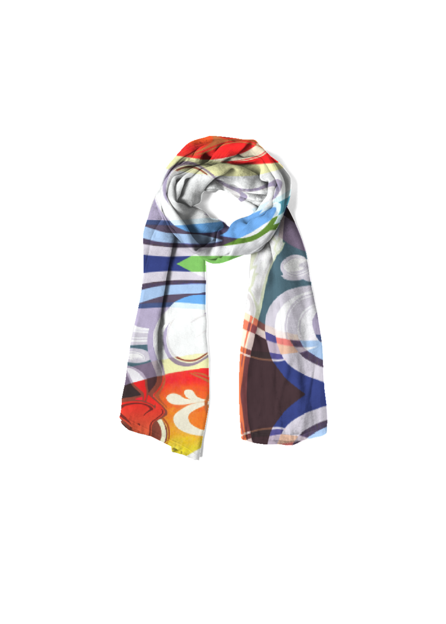 Ugly Duckling Cashmere Scarf