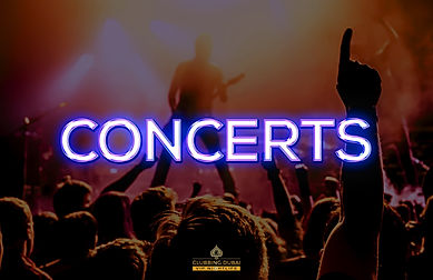 dubai best concerts to attend