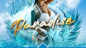 Paradise Pool Party Every Thursday at Wane By Somiya Located On 4th Floor Of Address Dubai Marina