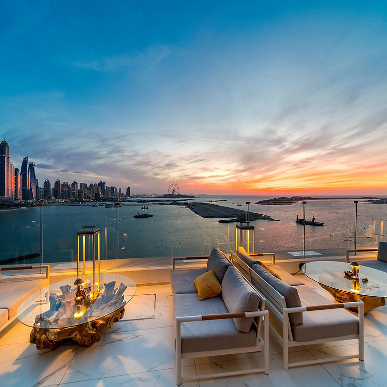 PENTHOUSE SUNSET EXPERIENCE