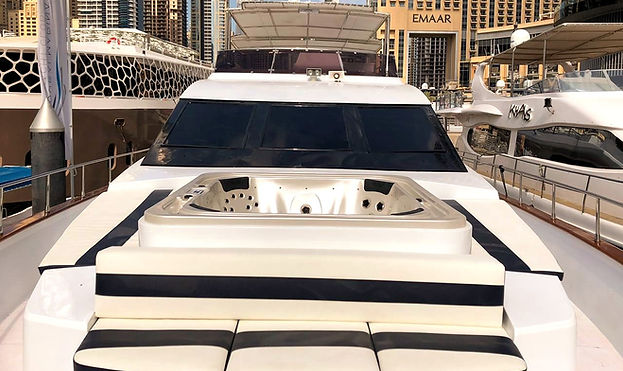 Dubai Party Yacht