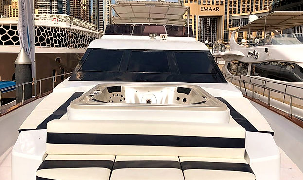 Dubai Party Yacht