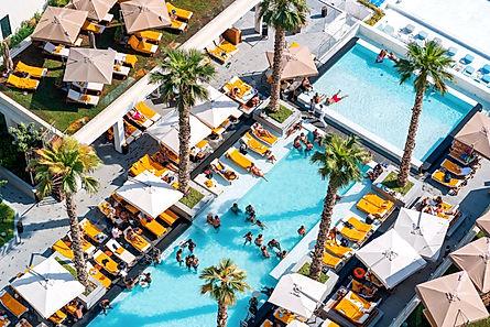 Best Beach Club In Dubai.An Ocean Central Best Beach Club in Dubai