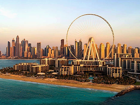 Dubai best beach clubs and pool parties