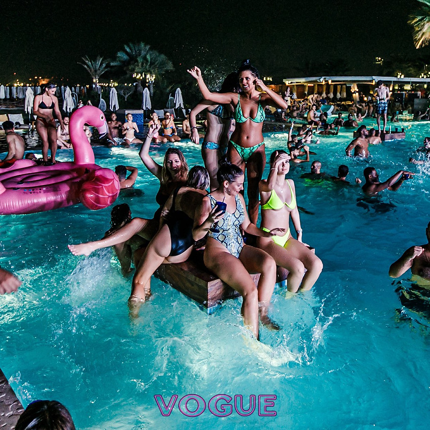 VOGUE POOL PARTY