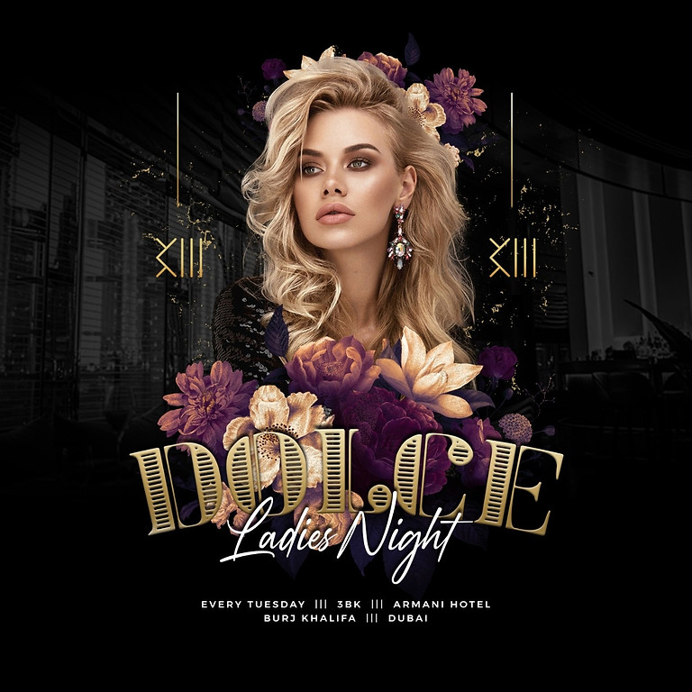 DOLCE LADIES NIGHT