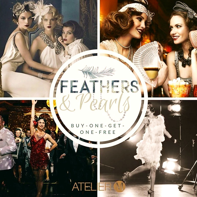FEATHERS & PEARLS BRUNCH
