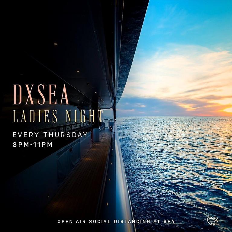 DXSEA MEGA YACHT LADIES NIGHT
