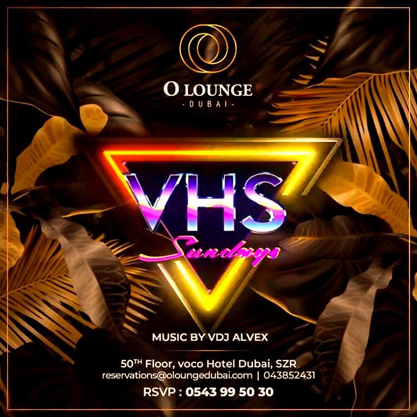 90s NIGHT AT O LOUNGE DUBAI
