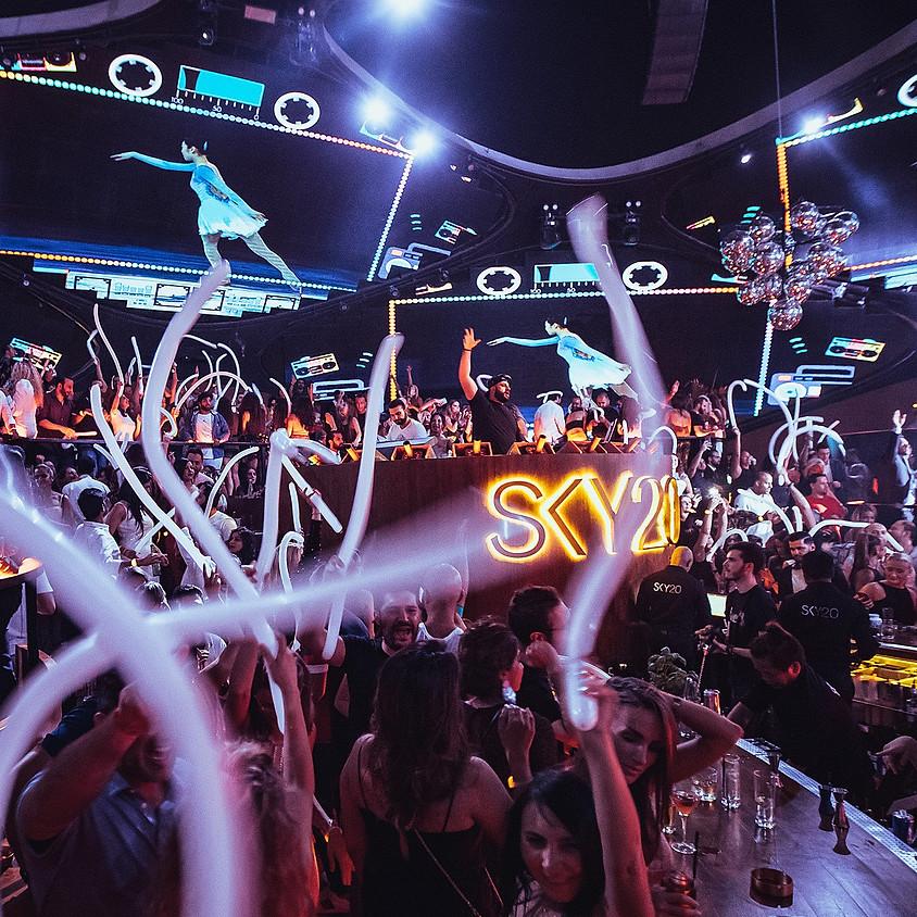 BOOMBOX Fridays@ SKY2.0 Dubai