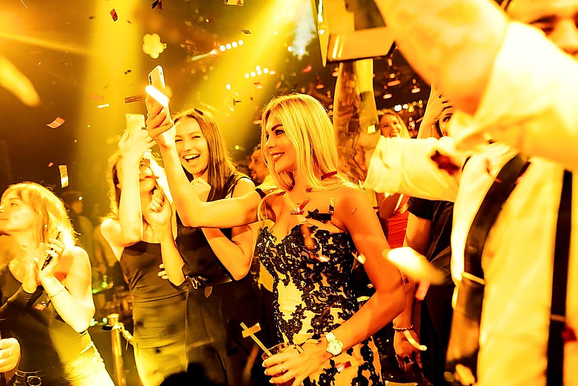 Dubai Best Ladies Night this Tuesday