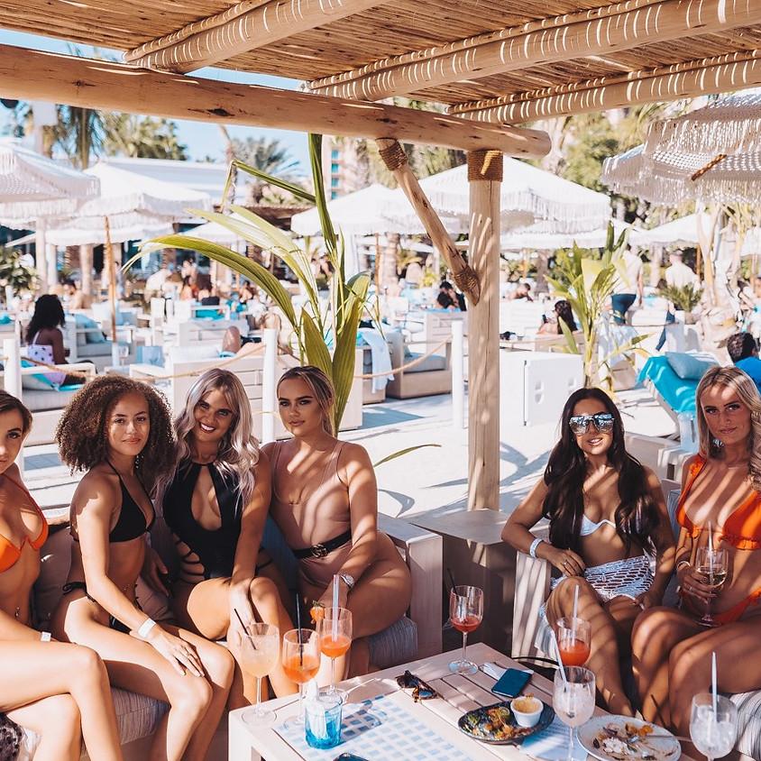 DAYSIES LADIES DAY - WHITE BEACH DUBAI
