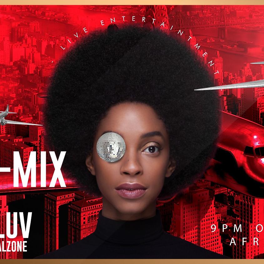 AFRO-MIX SUNDAYS