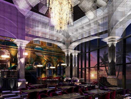 Brand New Dream Restaurant & Lounge Set to open in December at Address Beach Resort JBR Dubai