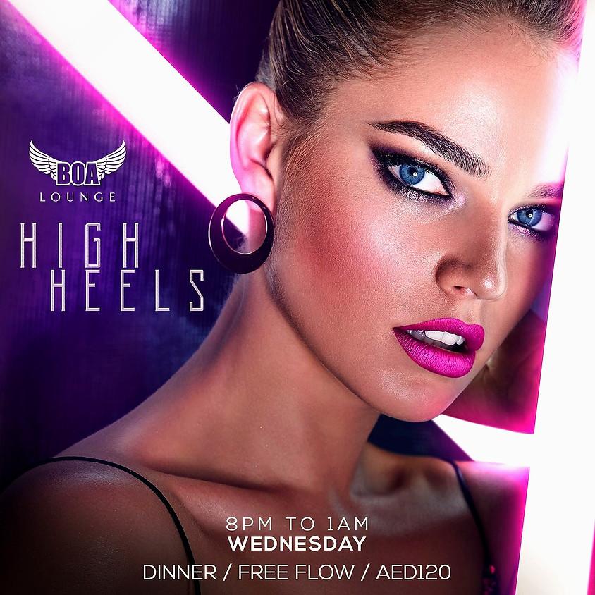 HIGH HEELS LADIES NIGHT