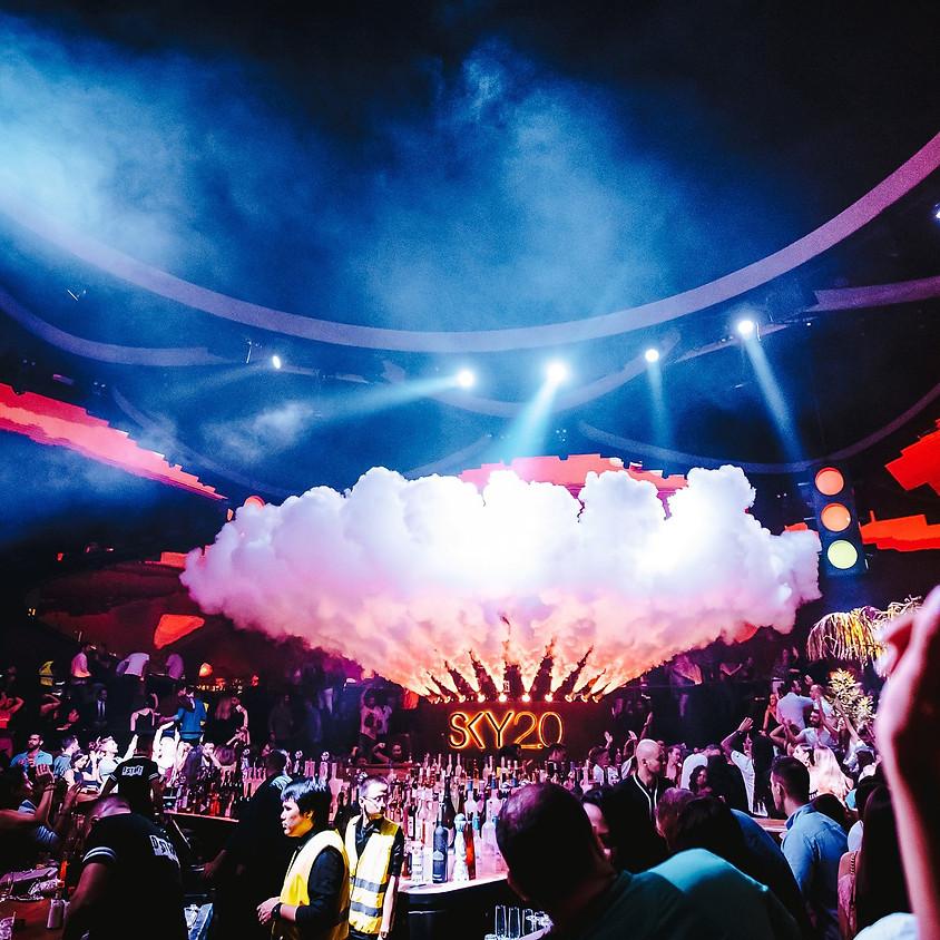 DSTRKT Wednesdays@ SKY2.0 Dubai