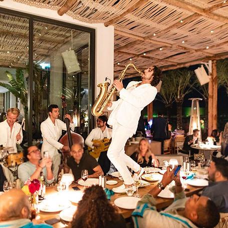 Dubai Best Restaurant & Lounge Nammos Dubai Photos, Videos, information, Location, Table price visit clubbingdubai.com.