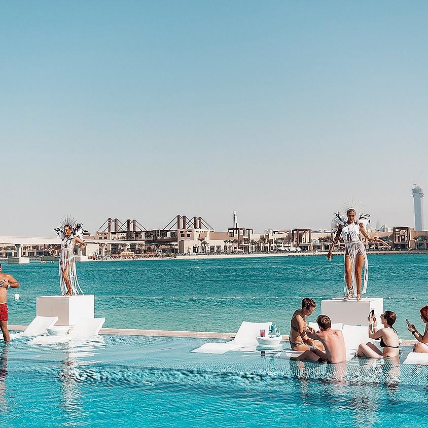 DAYSIES LADIES DAY AT WHITE BEACH DUBAI