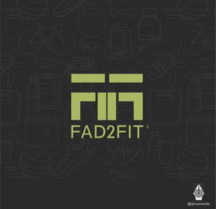 Fad2Fit Logo Design