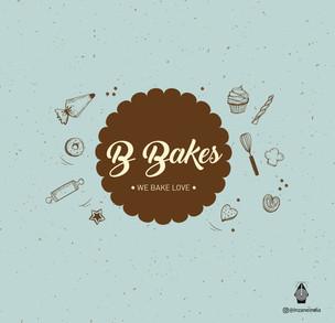 B Bakes Logo