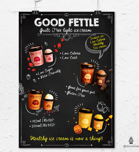 Printable Posters for Good Fettle