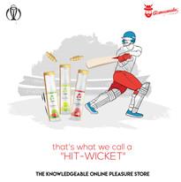 hit wicket post-01