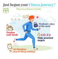 F2F - Fitness Journey