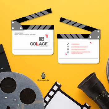 Theme based Unique Business Card