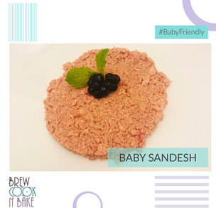 BCB Baby friendly recipe - Promotional