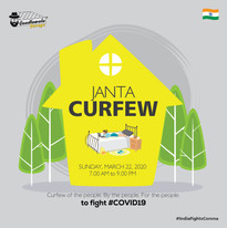 Janta Curfew - The New Normal Promotional