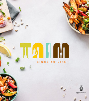 Logo Design (3) - TAIM