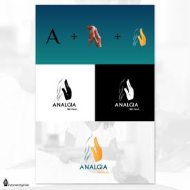 ANALGIA Brand Identity