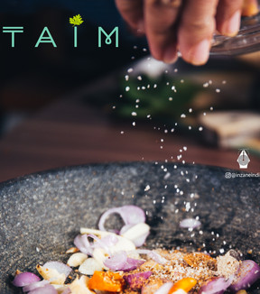 Logo Design (2) - TAIM