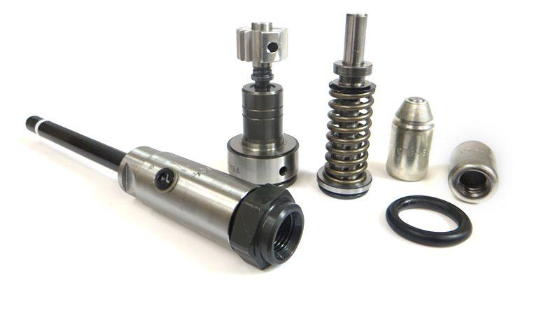 Plunger and Barrel Assemblies