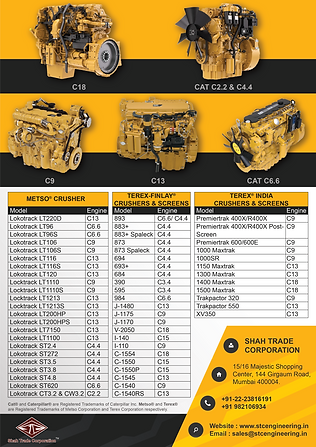 Crusher Engin Coverage