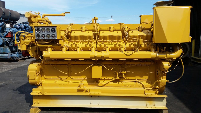 CAT® D353, D398 & D399