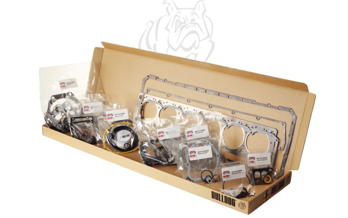Bulldog® Gasket Kit