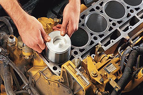 Engine overhauling and repairs