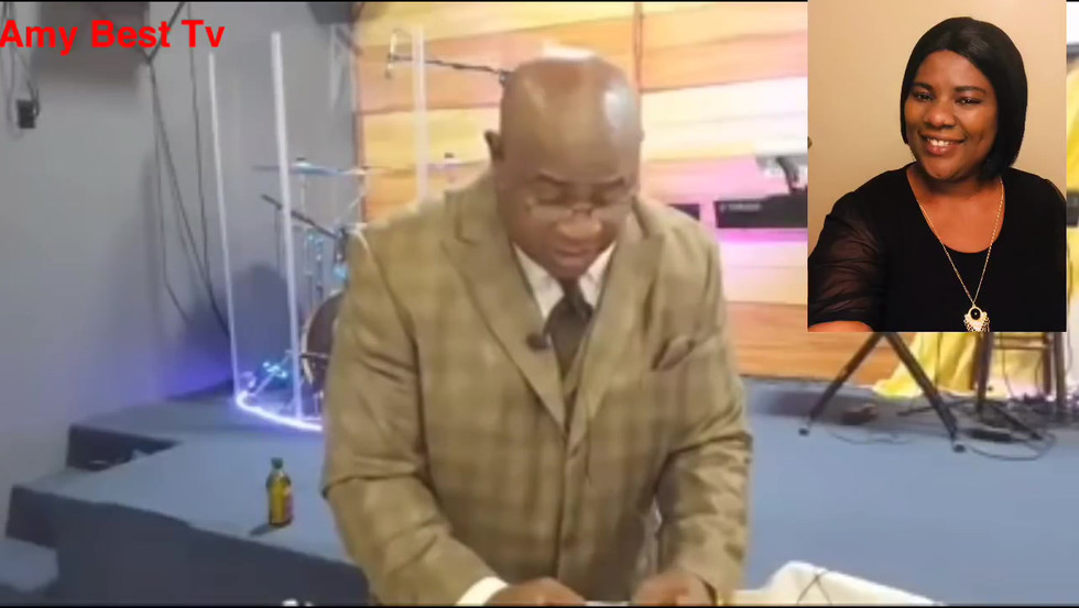 Secret Revealed   Pastor Sandy to the S4