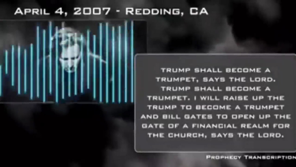 Trump 2020 Prophecy - By Kim Clement 200