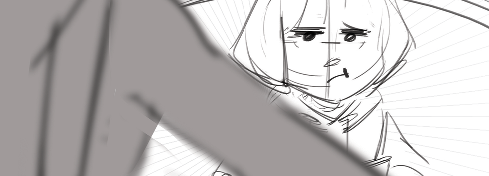Sister Fight Storyboard Animatic