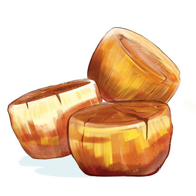 Dried Scallop
