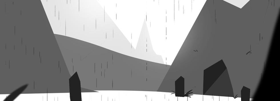 A Stormy Night Storyboard Animatic