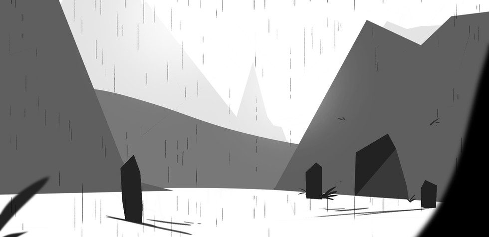 A Stormy Night Storyboard Animatic