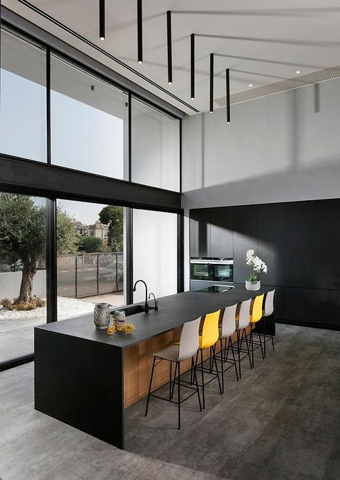 משטחי למינם, תכנון אדריכלית יעלה דגנית א