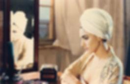 צילום: עדי קפלן. על סט צילומי הסרט צלקת, בימוי: חיים בוזגלו, 1994