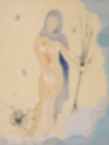 דאלי-סדרת 12 מזלות- תערוכה בגלריית אלטמן